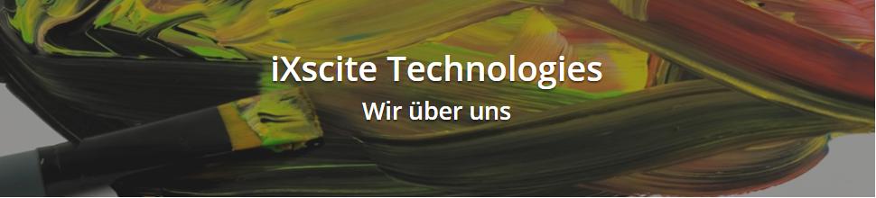 iXscite Technologies: Wir über uns