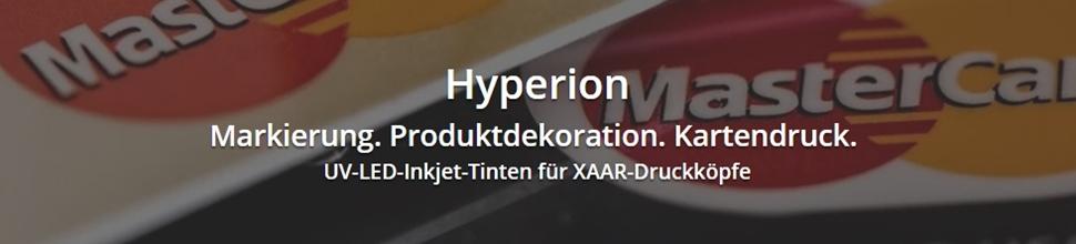 Hyperion Titelbild