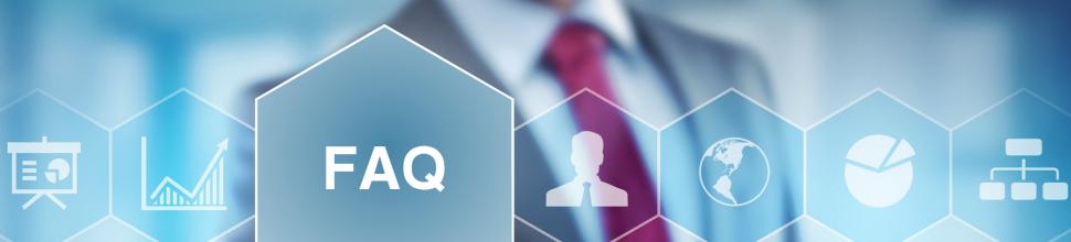 FAQ: Antworten auf Ihre häufigsten Fragen